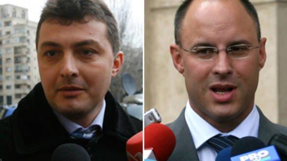 Dosarul privatizarilor: Procurorii cer pedepse cu executare pentru Codrut Seres si Zsolt Nagy