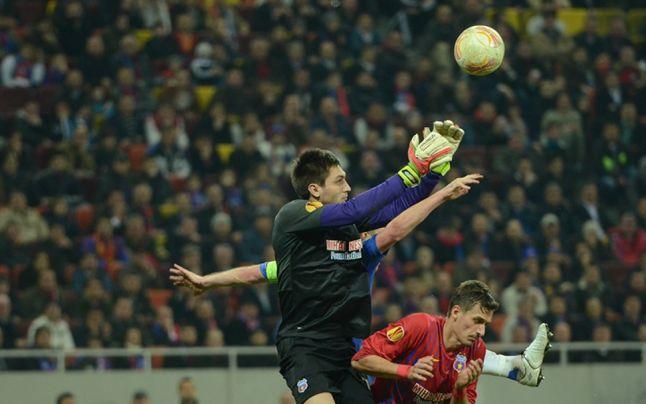 Corona Brasov – Steaua, scor final 1-1! VIDEO