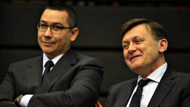 Cine pe cine executa in USL? Antonescu i-a explicat lui Ponta ce inseamna Coalitie!