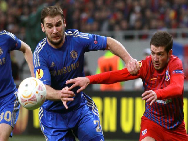 CHELSEA – STEAUA, scor 1-0, in ultimul meci al ros-albastrilor in Liga Campionilor!
