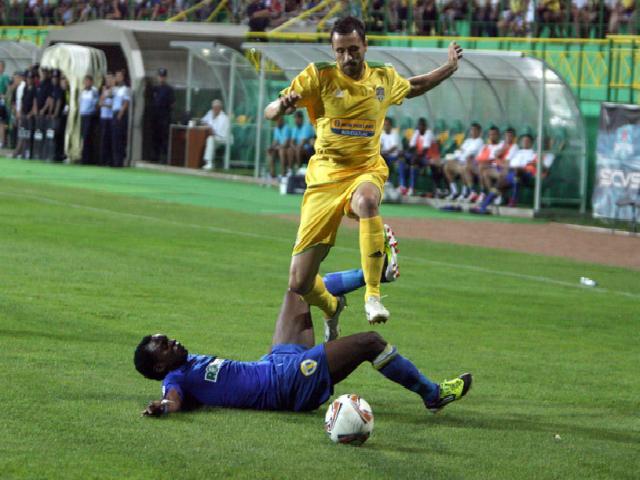 Petrolul a invins dupa prelungiri pe FC Vaslui, scor 4-2, in sferturile Cupei!
