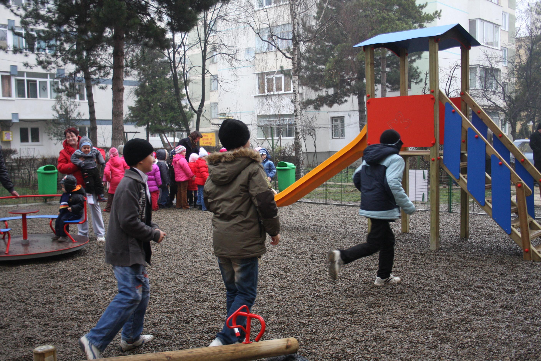 Cel mai mare LOC DE JOACA din Romania va fi inaugurat in zona Oraselul Copiilor!