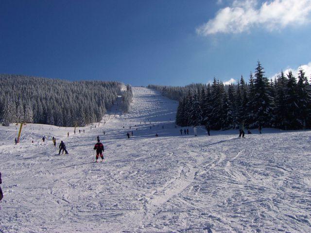 Sezonul de schi se deschide OFICIAL: Patru partii din Poiana Brasov, functionale din acest weekend!