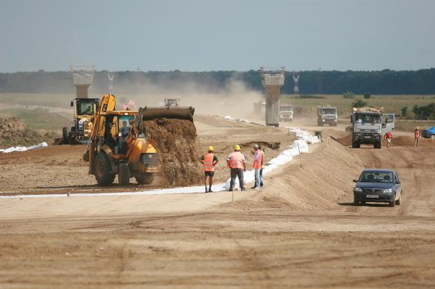 Autostrada Comarnic – Brasov va fi gata la finalul lui 2016!