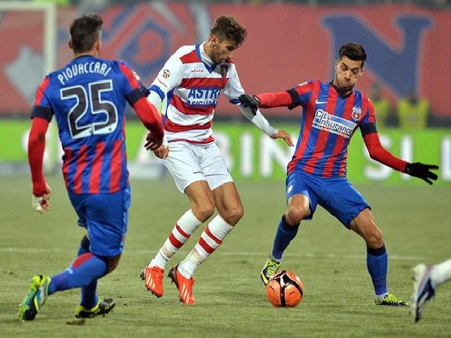 Otelul a terminat la egalitate cu Steaua, 1-1! VIDEO