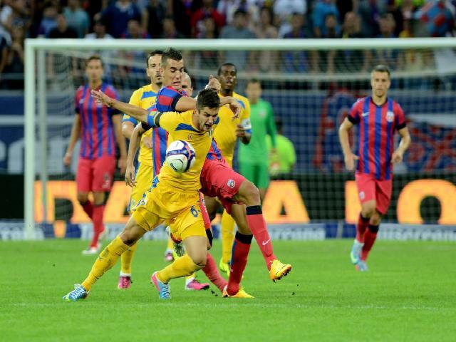 Steaua si Petrolul incing lupta la titlu, scor 1-1! VIDEO
