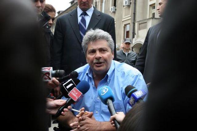 Sorin Ovidiu Vintu a fost saltat de politisti si dus la PICCJ!