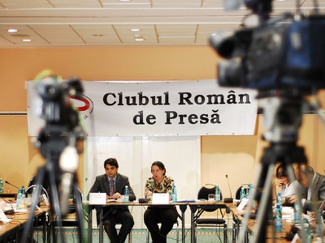 Oreste i-a scris lui Cristian Tudor Popescu despre necesitatea reinfiintarii Clubului Roman de Presa!