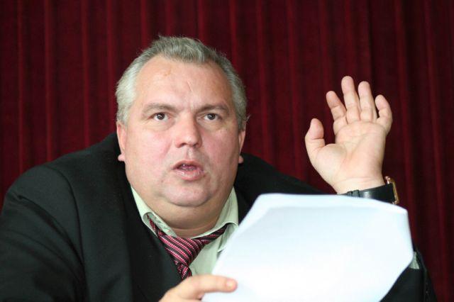 Presedintele CJ Constanta, Nicusor Constantinescu a fost ridicat de procurorii DNA!