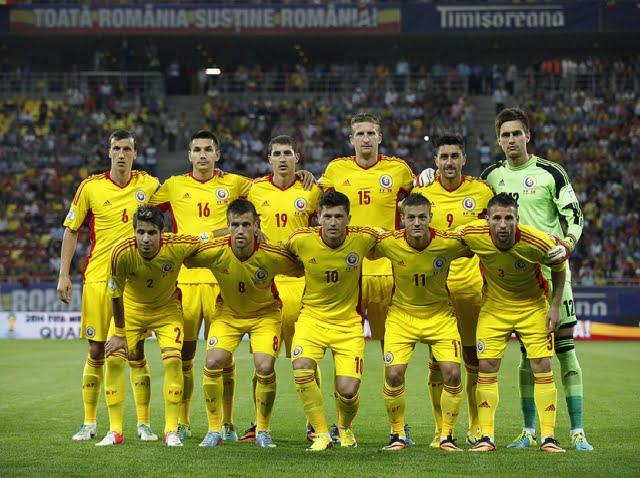 Romania face parte din urna a treia la tragerea la sorti pentru Euro 2016