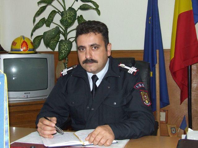 Nicolae Cornea, noul sef al Inspectoratului General pentru Situatii de Urgenta!
