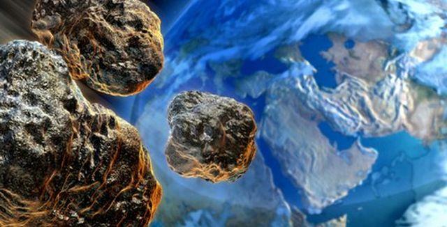 """Un asteroid va trece vineri pe langa Pamant! Acesta nu este insa singurul """"vizitator"""" al Terrei in ianuarie! VIDEO"""