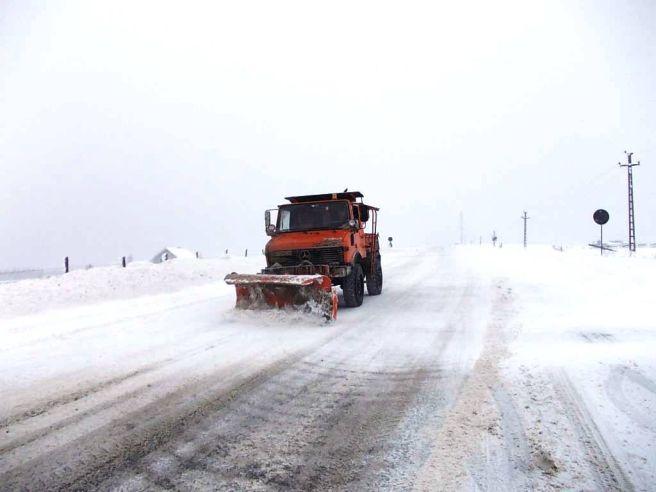A fost deschisa circulatia rutiera pe mai multe sectoare de drumuri nationale! Vezi LISTA