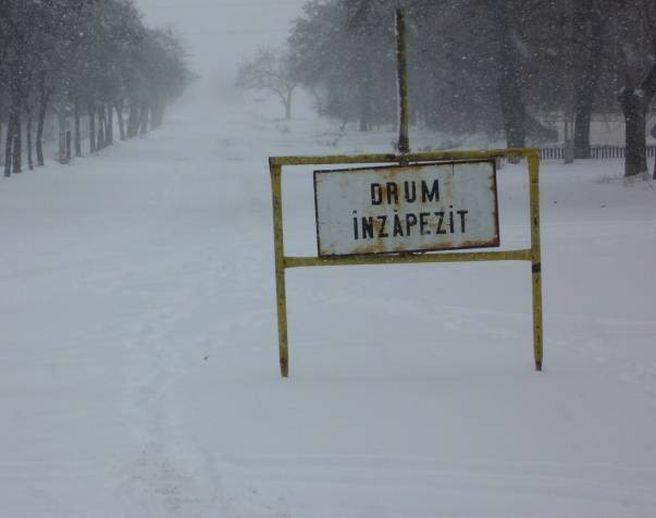 Drumul national DN 2B cuprins intre localitatile Buzau -Rosetti a fost inchis