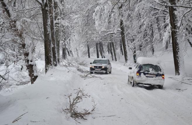A fost deschisa circulatia pe DN 10 intre localitatile Buzau – Cislau