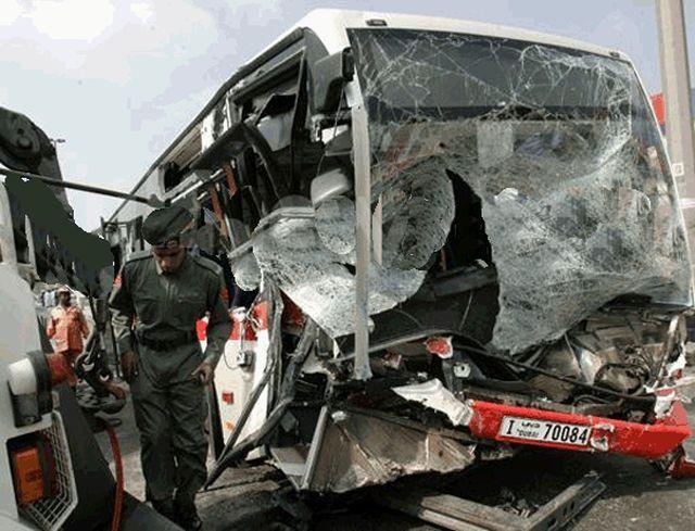 Cel putin 21 de persoane au murit intr-un accident de autobuz in Turcia!