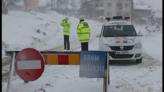 S-a inchis DN 24D, intre localitatea Varlezi si intersectia cu DN 26