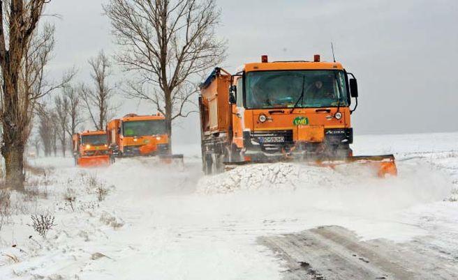 A fost impusa restrictie de tonaj pentru vehicule cu masa totala maxima autorizata mai mare de 7,5 tone pe DN 5B intre localitatile Giurgiu si Ghimpati