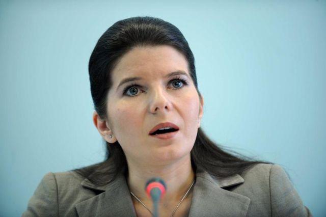 Monica Iacob Ridzi a fost condamnata la cinci ani de INCHISOARE CU EXECUTARE