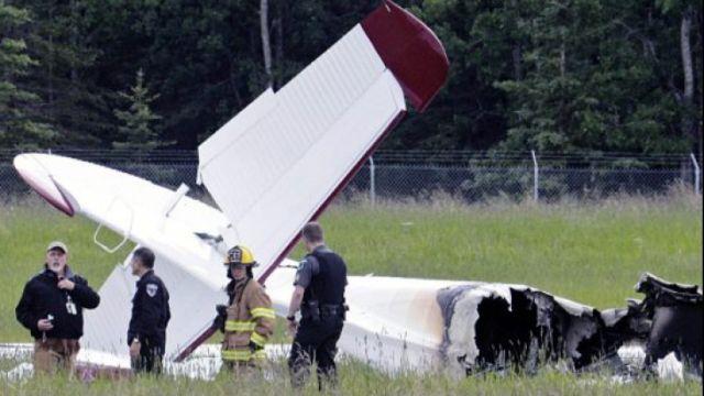 Pasagerii avionului prabusit la Cluj TRAIESC, dar au fracturi si rani!