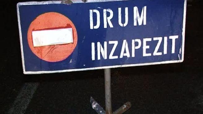 Circulatia rutiera a fost inchisa pe DN 2, intre localitatile Afumati-Urziceni-Buzau