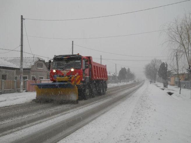 S-a deschis circulatia pe sectorul de drum national DN 23A, Focsani – Ciorasti