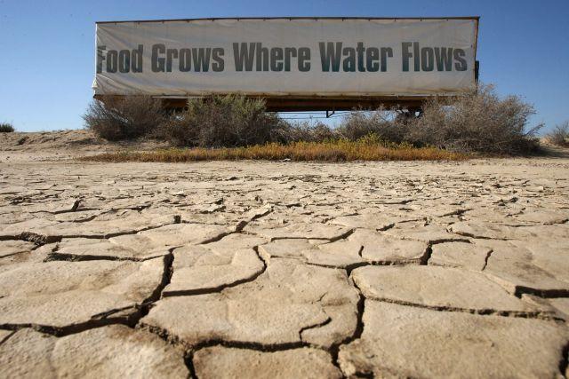 STARE DE URGENTA in California! Autoritatile anunta cea mai GRAVA seceta din ultimul secol!