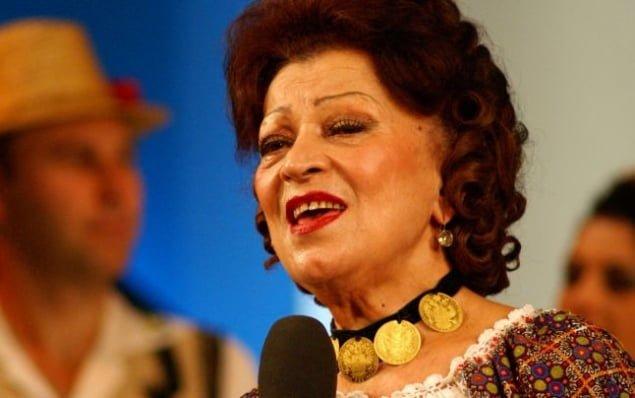 Maria Ciobanu este grav bolnava. Cantareata si-a anulat toate concertele!