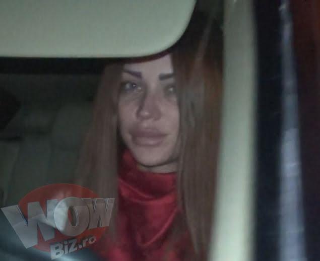 FOTO Bianca Dragusanu desfigurata dupa intalnirea nocturna cu Victor Slav