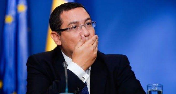 Ponta spune ca FMI nu-l lasa sa renunte la acciza de 7 eurocenti
