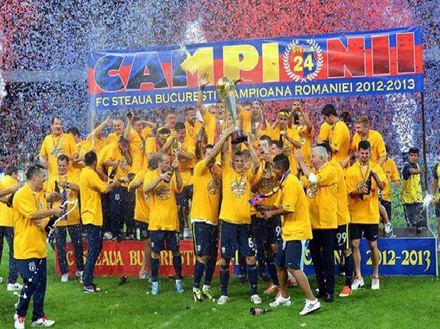 Steaua, locul 21 in lume! A depasit chiar si pe Manchester U, AC Milan sau Schalke!
