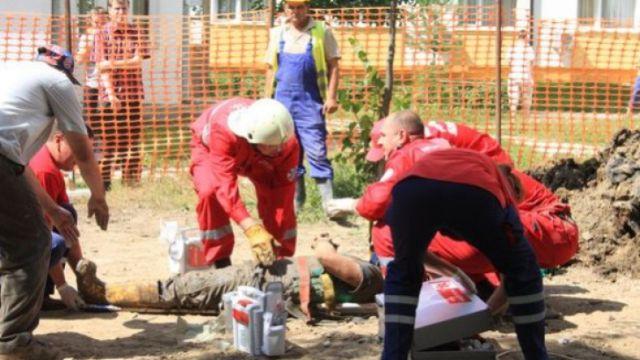 ACCIDENT DE MUNCA la Iasi: O persoana a murit iar alte doua au fost grav ranite!