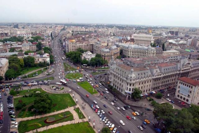 BUCURESTIUL se vrea Capitala Culturala Europeana in 2021!