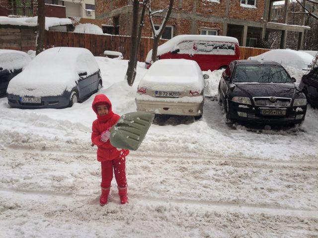 IPOTEZA SOC: Zapada care a cazut peste Romania este TOXICA! VIDEO