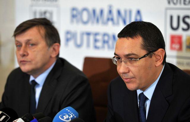 USL S-A RUPT: Conducerea PNL cere demisia lui Victor Ponta!