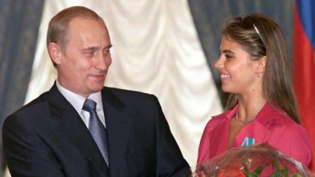 Vladimir Putin S-A CASATORIT cu sportiva Alina Kabaieva!