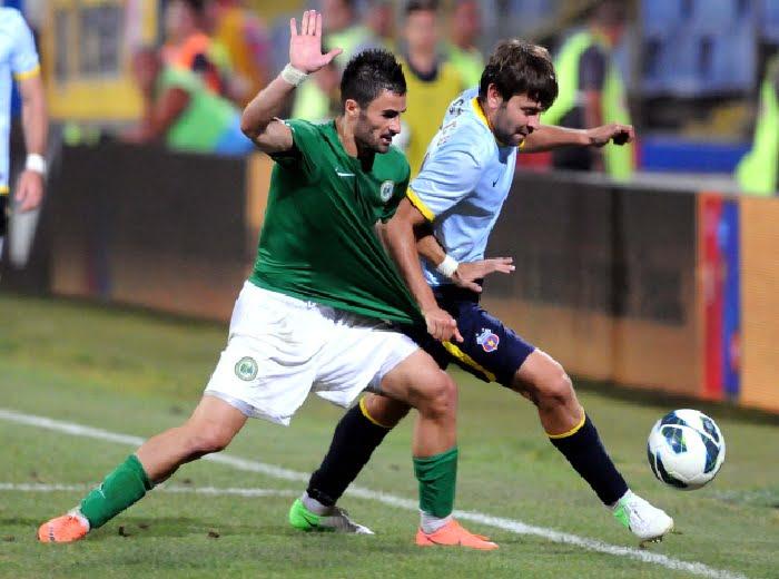 Steaua trece LEJER de Chiajna, scor 4-0! VIDEO REZUMAT