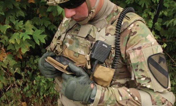 Galaxy Note II devine parte din echipamentul soldatilor US Army