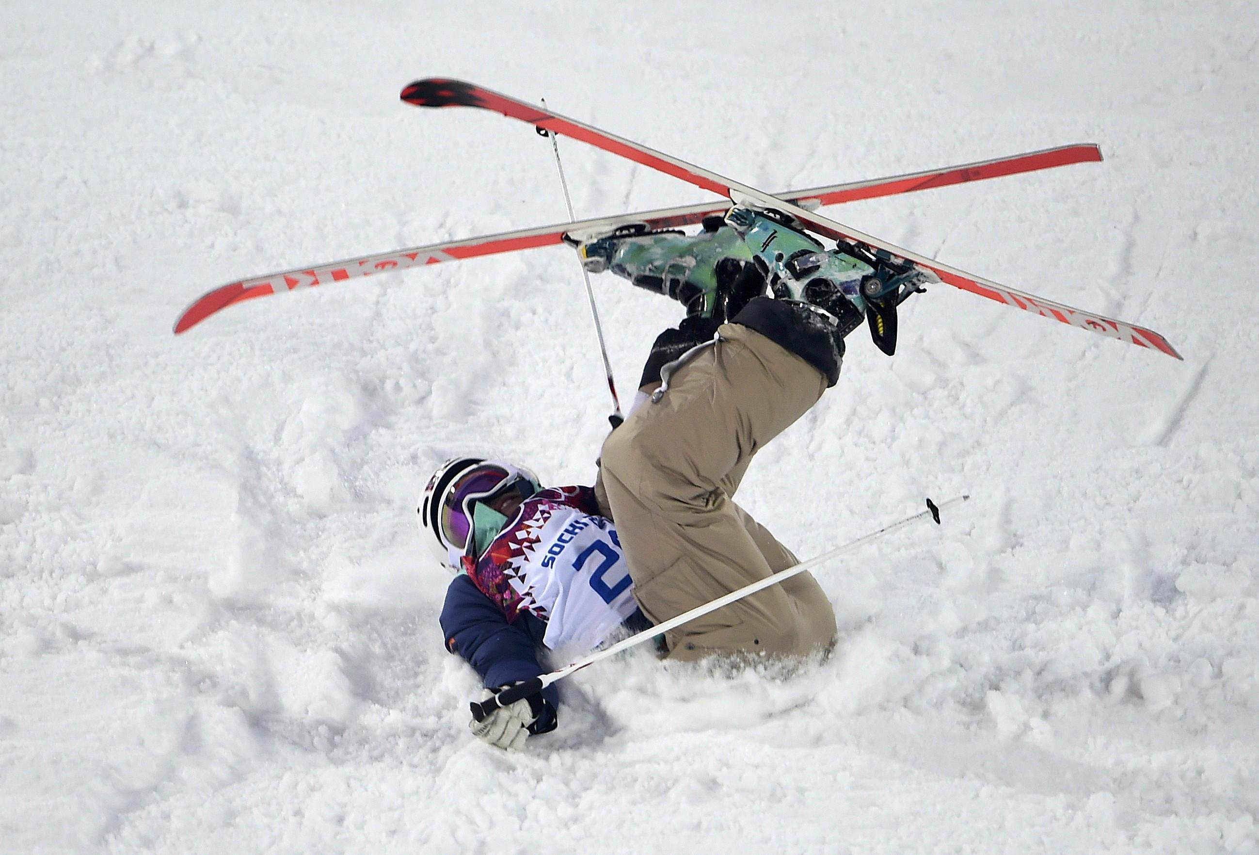 """Olimpiada de iarna: cum am ratat """"Mogulele"""""""