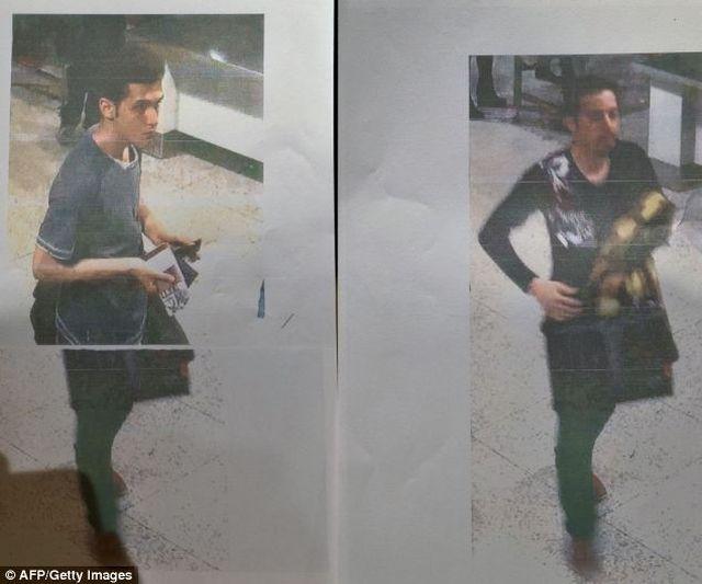 PRIMELE IMAGINI cu cei doi suspecti de la bordul avionului Malaysia Airlines! VIDEO