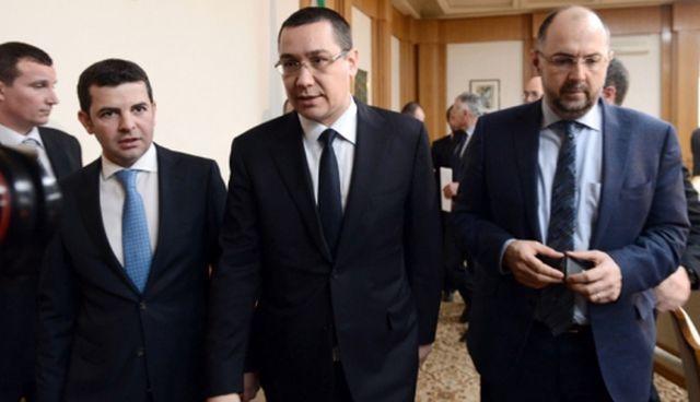 Guvernul Ponta III da unda verde la ARBORAREA STEAGULUI SECUIESC! Vezi programul complet al Guvernului