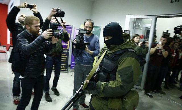 REFERENDUM CRIMEEA: Alipirea peninsulei ucrainene la Rusia, votata de 96,6 la suta dintre alegatori!