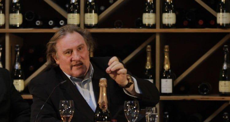 Gerard Depardieu si-a creat propria companie aeriana!