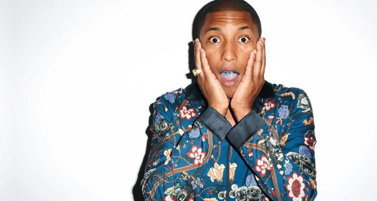 Pharrell Williams va lansa un nou parfum pentru domnisoare!