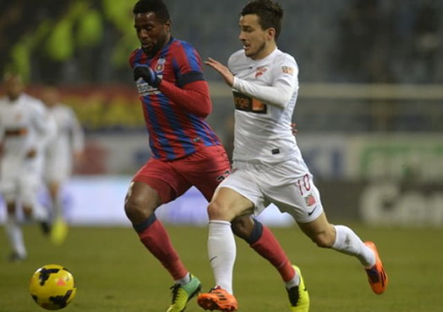 Steaua a jucat, Dinamo a cantat! Steaua-Dinamo 5-2 in turul Cupei Romaniei 2014!