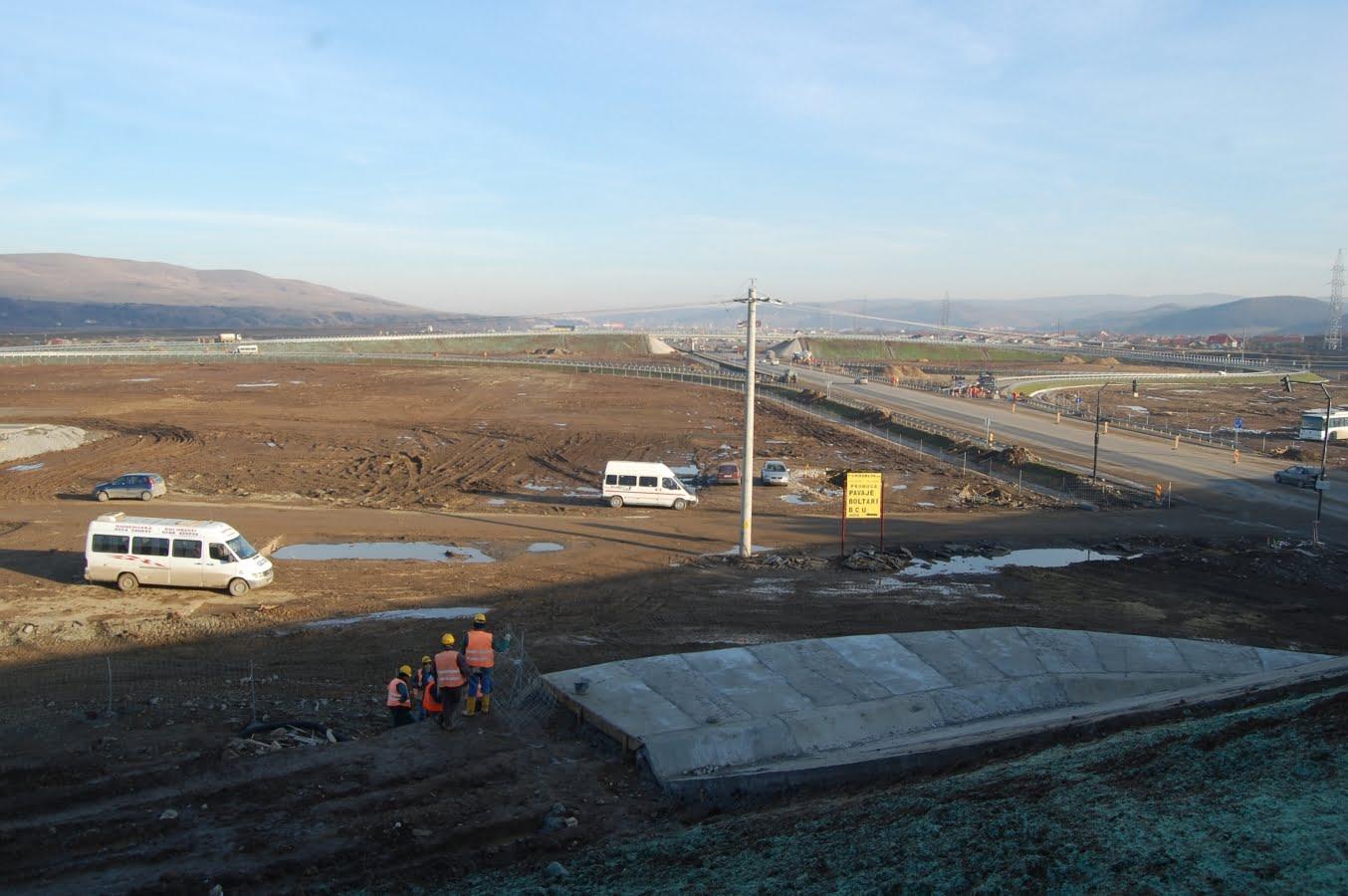 Autostrada Sibiu-Pitesti se va construi peste doi ani!