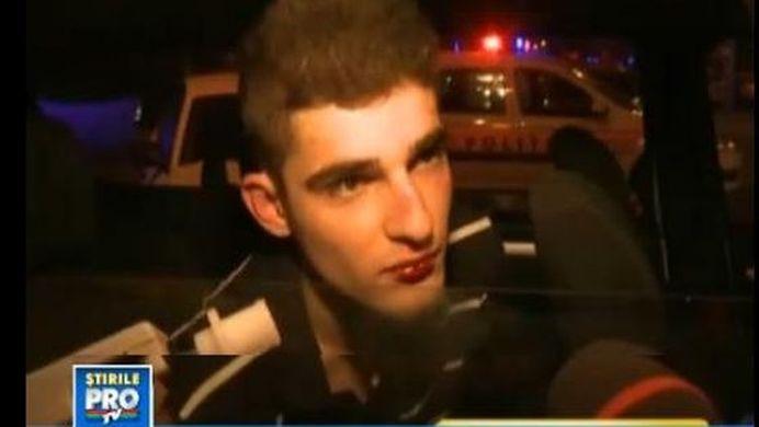 Andrei Andronie, tanarul care a omorat doua persoane cu masina a fost CONDAMNAT la cinci ani de inchisoare cu EXECUTARE!