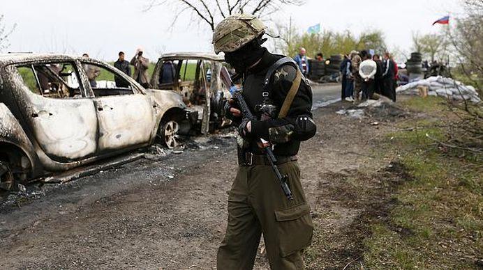 CONFRUNTARI VIOLENTE in Ucraina soldate cu cinci morti! Putin AVERTIZEAZA cu privire la actele Kievului!