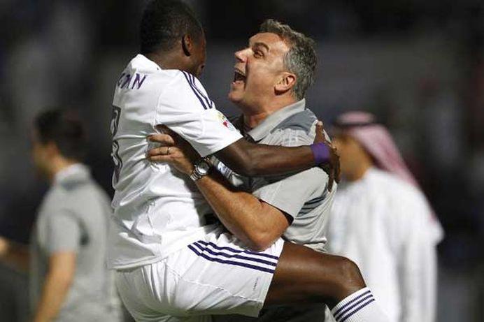 Olaroiu a castigat titlul de campion in Emiratele Arabe Unite cu AL AHLI!