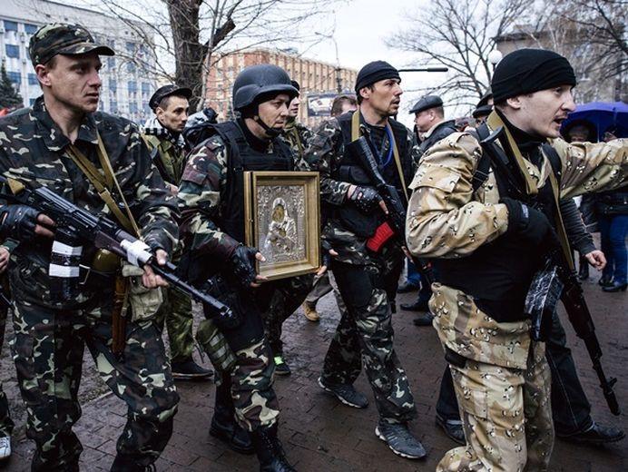 "RAZBOI CIVIL in Ucraina! O operatiune ""antiterorista"" a provocat mai multe VICTIME de ambele parti!"